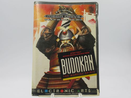 Budokan The Martial Spirit (Mega Drive)